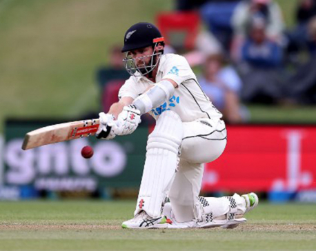 Williamson hits double hundred, New Zealand flatten Pakistan