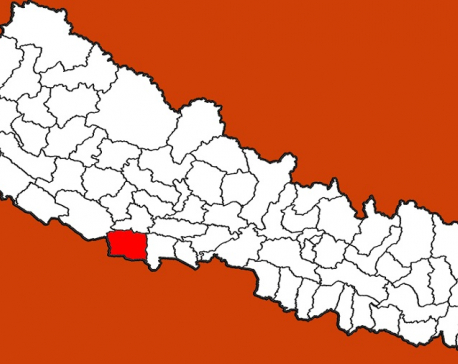 Kapilvastu sealed off for a week amid growing number of COVID-19 cases