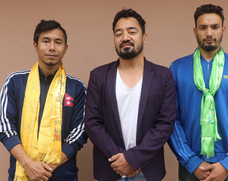 Karate team to leave for Switzerland