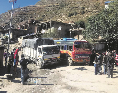 Poor roads pose a challenge to VNY 2020