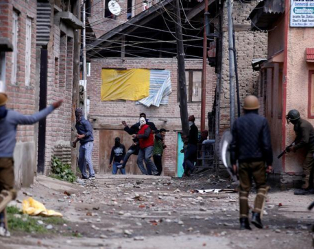 Three people killed, several injured during protests in Kashmir