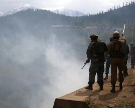 Gunfight between Indian police, rebels kills 5 in Kashmir