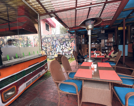 Dreams of dining at a dhaba