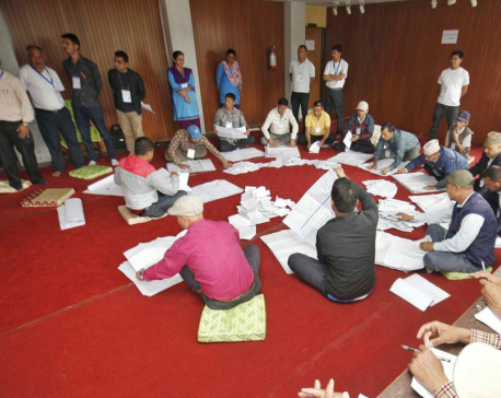 18 hours to count just 2,000 votes in Lalitpur