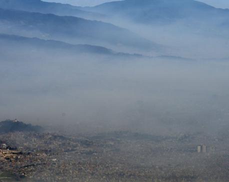 PHOTOS: Health emergency looms as air quality worsens in Kathmandu