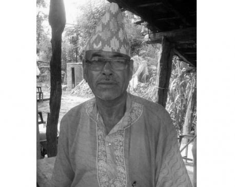 Kohalpur municipality-12 ward chair found dead in India