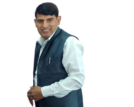 CIAA files corruption case against former CDO of Dolakha Khagendra Rijal