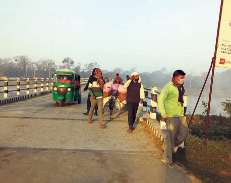 4 districts close border with India from Sunday