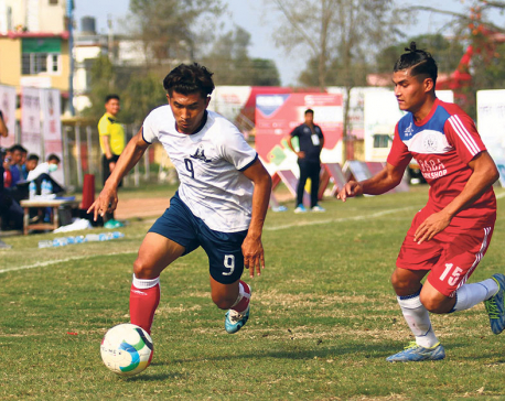 Chaudhary treble sends Nava Jagriti into quarters