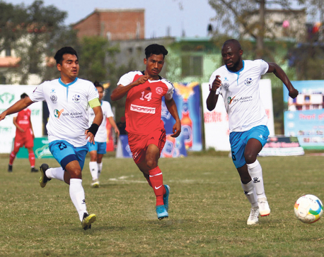 Sherpa beats Gorkha Boys to reach semis