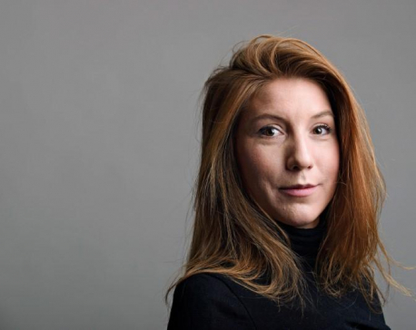Danish police find missing body parts of Swedish journalist Kim Wall