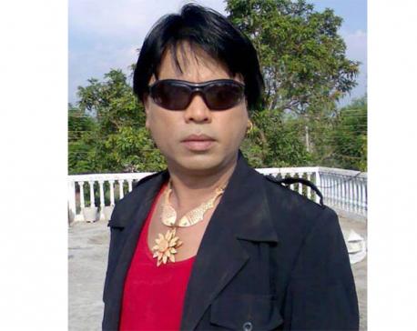 Cine artist and entrepreneur Kiran Chitrakar arrested