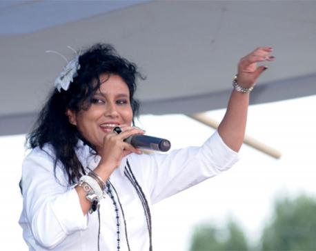 Singer Komal Oli joins RPP