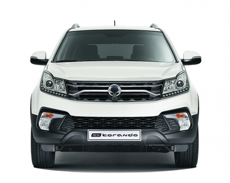 SsangYong Korando C launched