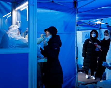 S.Korea reports record coronavirus deaths as lockdown fears spark panic buying