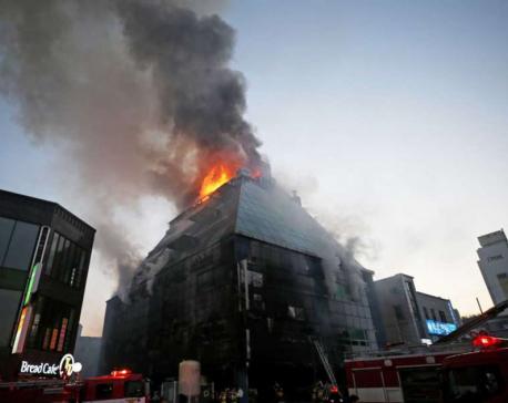 28 die, 26 injured in South Korean building fire