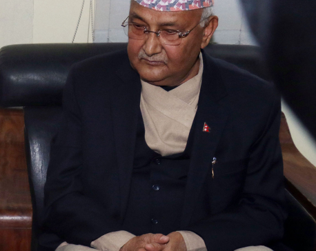 Writ against Prime Minister Oli for overlooking process