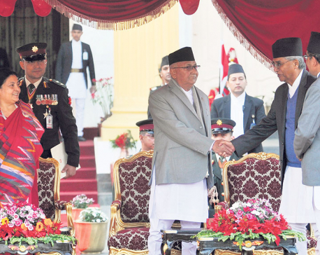 Oli overturns Deuba's National Assembly picks, Khatiwada for MoF?