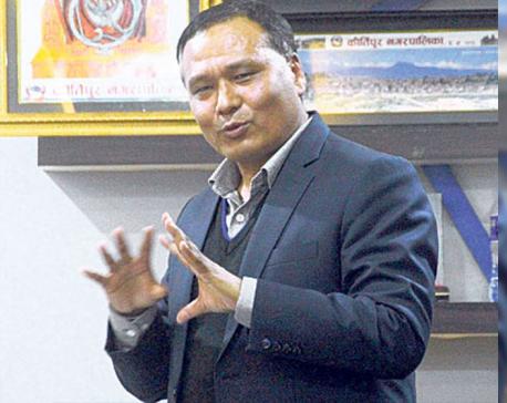 Kulman Ghising reappointed as managing director of NEA