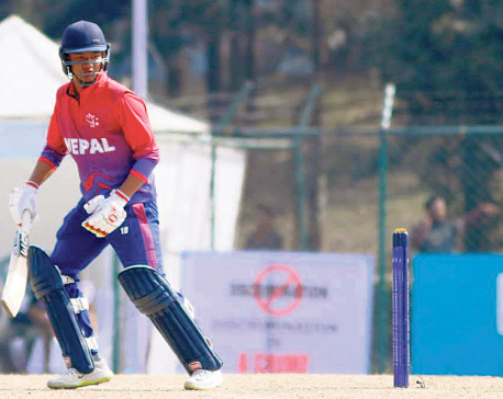 Kushal Malla becomes world's youngest half-centurion