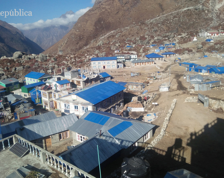 Hotels in Langtang region to resume services from today