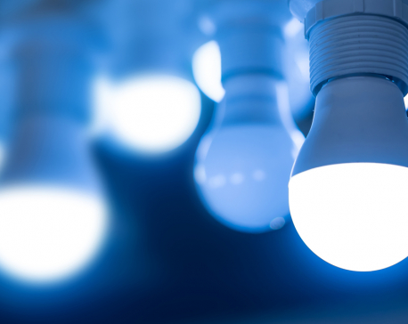 How much money can an LED light bulb save you annually?