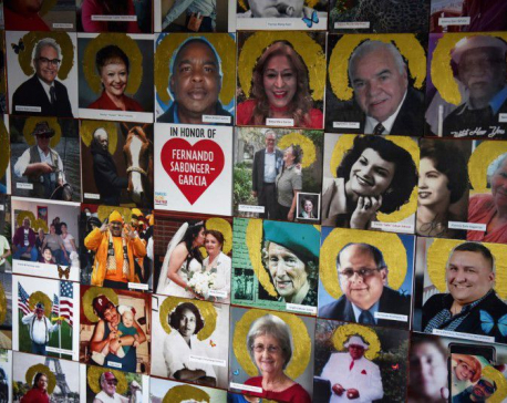 U.S. COVID-19 deaths cross painful 600,000 milestone as country reopens
