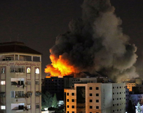 35 killed in Gaza, 3 in Israel, as violence escalates