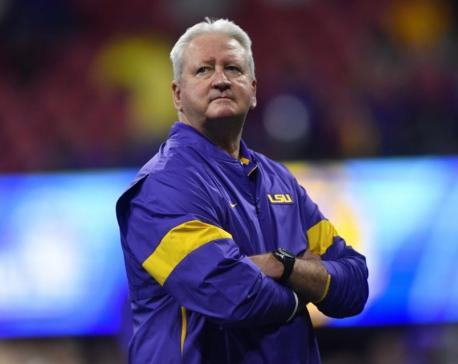 Under weight of family tragedy, LSU coach crafts big win