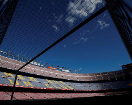 La Liga to be played behind closed doors for at least two weeks