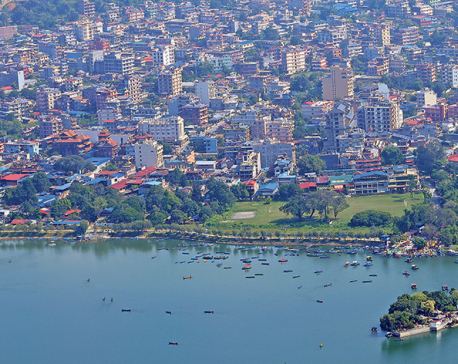 Only a handful hotels in Pokhara have good occupancy