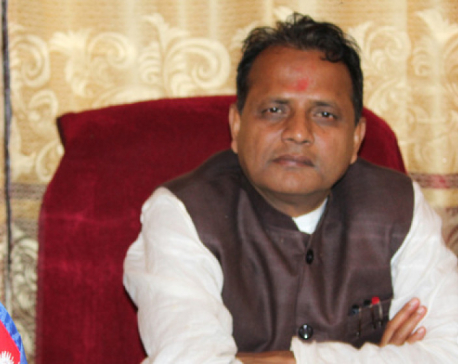 Province 2 Chief Minister Raut taking trust vote today