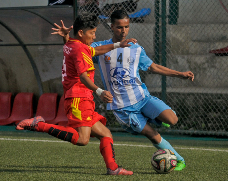 CYC to U-18 quarterfinals, Manang held by Far-west