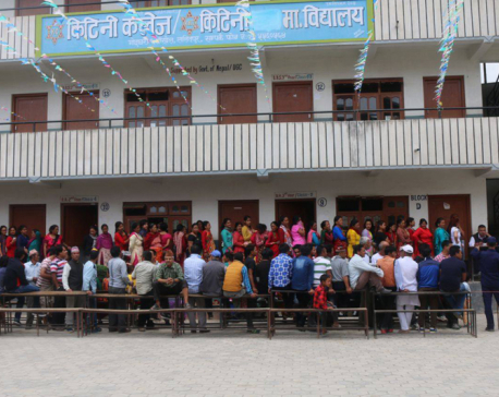 Peaceful election in Lalitpur (with photos)