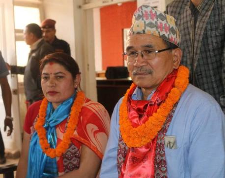 NC candidate Maharjan wins Lalitpur Mayor