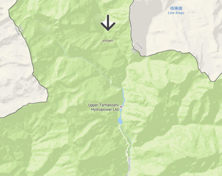 2 killed, 5 missing in Dolakha landslide