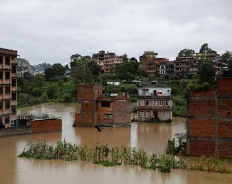Three children among five killed in Nepal monsoon landslides