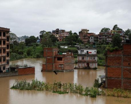 Three children among five killed in Nepal monsoon landslides