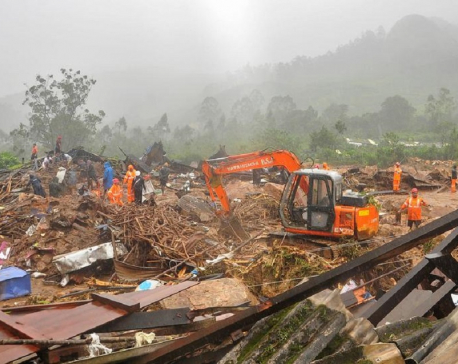 Landslide kills 15 in southern India, more than 50 feared trapped