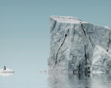 Huge Antarctic ice block set to break off