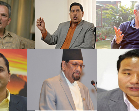 'Heavyweights' of first phase polls