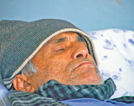Talks with Dr KC's team inconclusive, to continue today