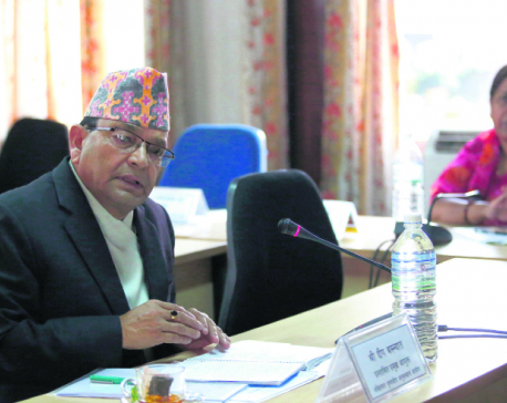 Hearings panel endorses Basnyat for CIAA chief
