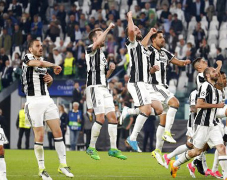 Barcelona needs 2nd miracle against Juventus in Champions League