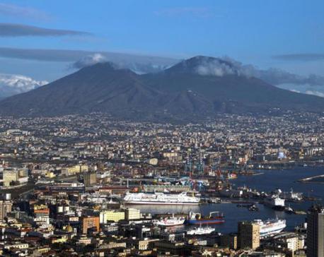 Infographics: Naples ''supervolcano'' closer to eruption