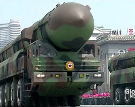 North Korea says 6th nuke test was H-bomb, 'perfect success'
