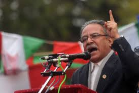 Dahal stresses national consensus Government