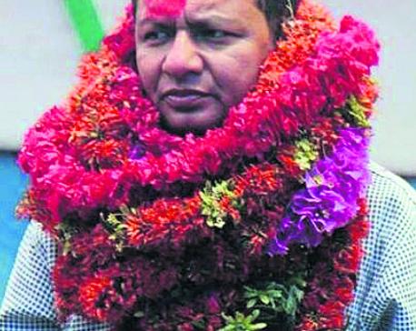 Dalits in leadership