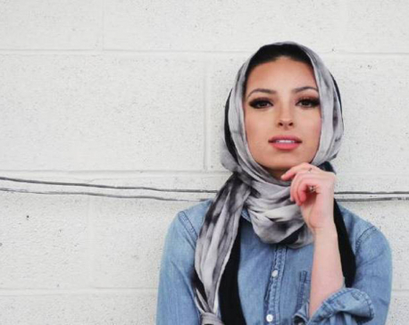 Playboy features first Muslim woman in hijab