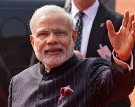 Modi wins poll for TIME Person of the Year